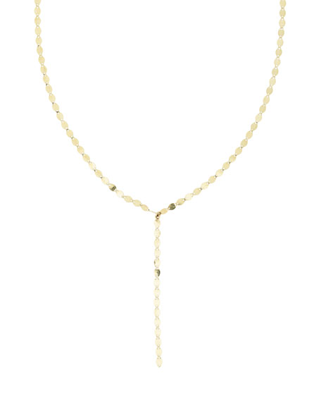 Girls' Flat Link Chain Necklace