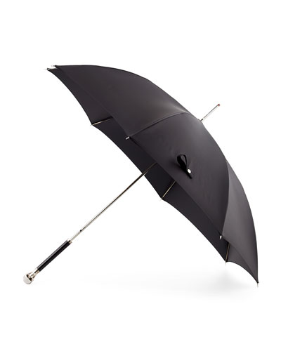 Classic Umbrella w/Skull Handle