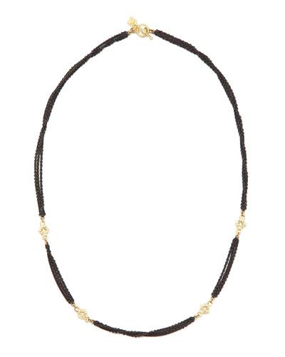 Multi-Chain Diamond Necklace