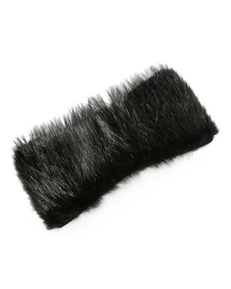 Iside Beaver Fur Handle Cover for Handbag