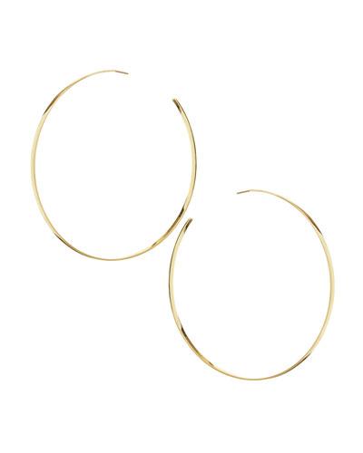 Fifteen Vanity Lana Hoop Earrings