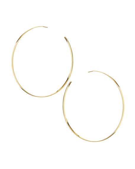Fifteen Vanity Lana Hoop Earrings