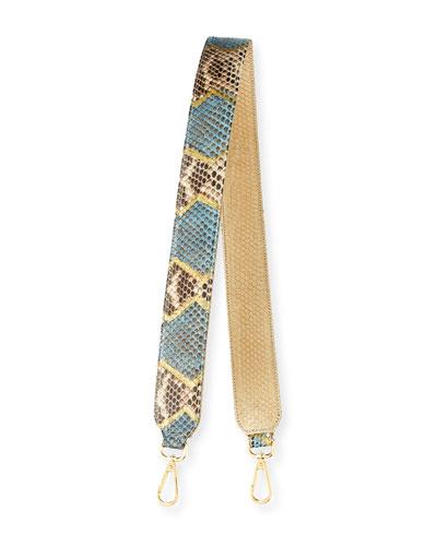 Clon Python Shoulder Strap For Handbag