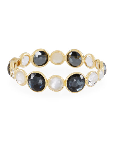 18K Lollipop® Hinge Bracelet in Piazza