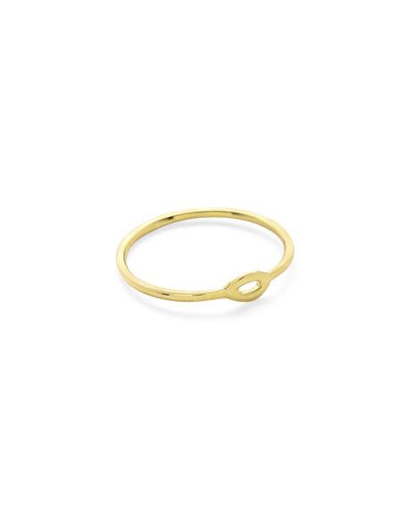 18K Gold Cherish Small Ring