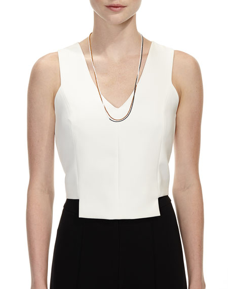Hematite Wrap Bracelet/Necklace
