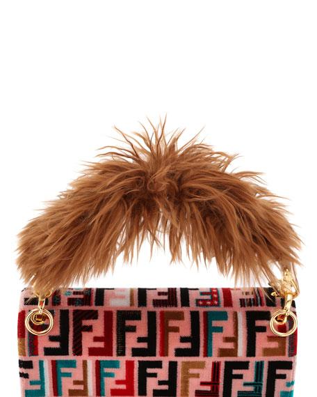 Strap You Mini Alpaca Fur Shoulder Strap