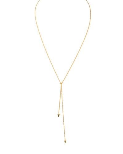 Mini Titan Crystal Wrap Necklace