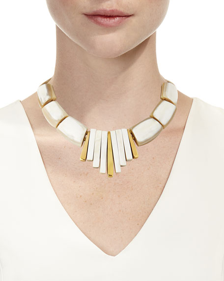 Karamu Chunky Collar Necklace