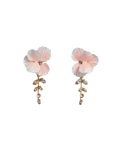 Senna Flower Earrings