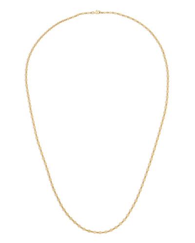 14k Long Kite Necklace, 30