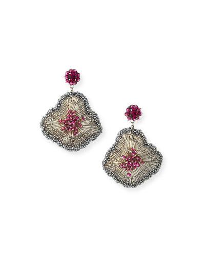 Emilia Drop Earrings