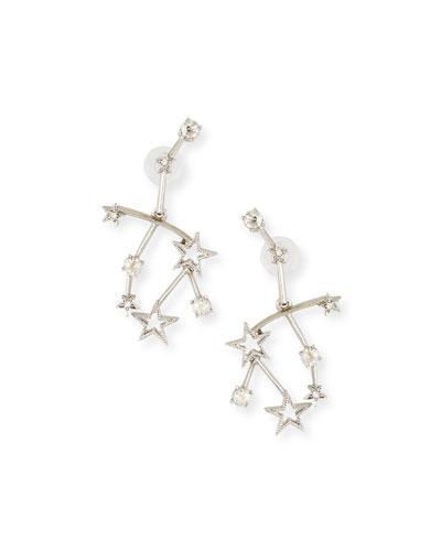 Crystal Constellation Earrings