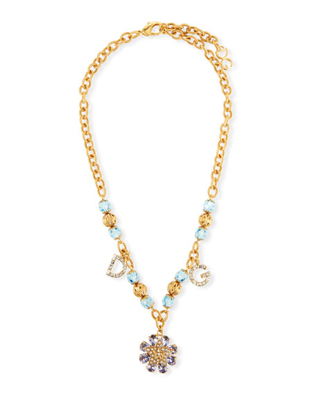 DG Crystal Necklace