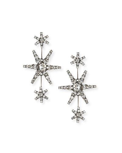 Aries Constellation Earrings