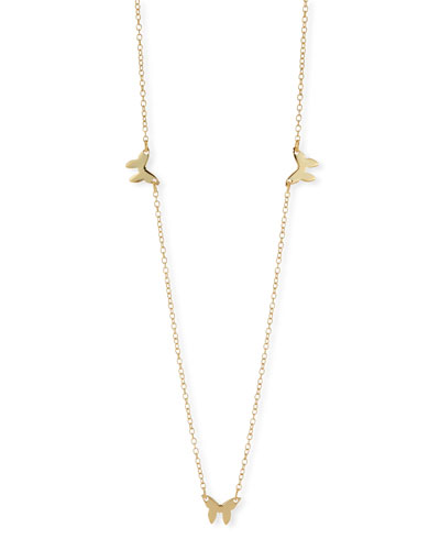 Mariah Romy Butterfly Necklace