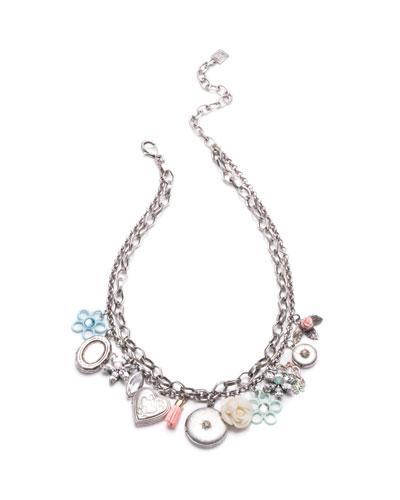 Amabella Charm Necklace