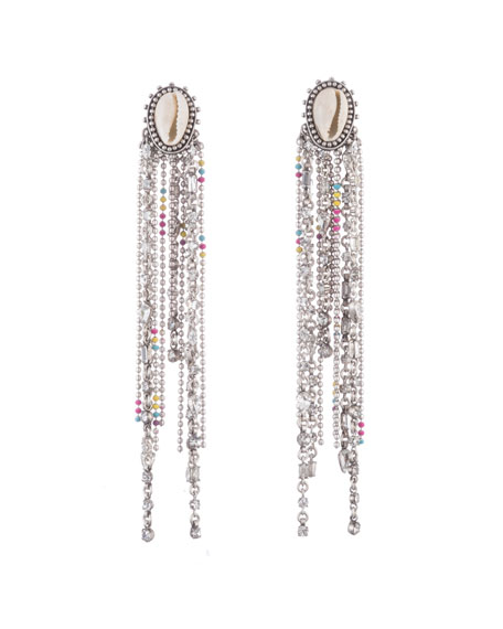 Carosi Crystal Dangle Earrings
