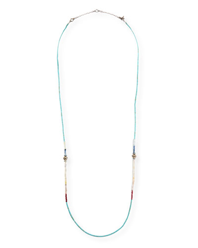 New World Beaded Necklace