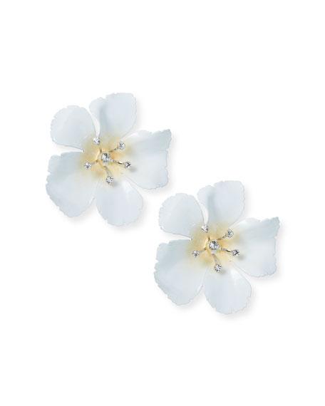 Jennifer Behr Accessories MALIA FLOWER STUD EARRINGS