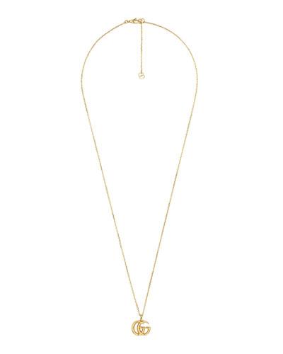 GG Running 18k Gold Necklace