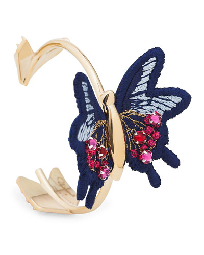 Insect & Arrow Bracelet