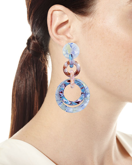 Loop-de-Loop Earrings