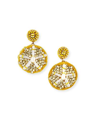 Le Citron Drop Earrings
