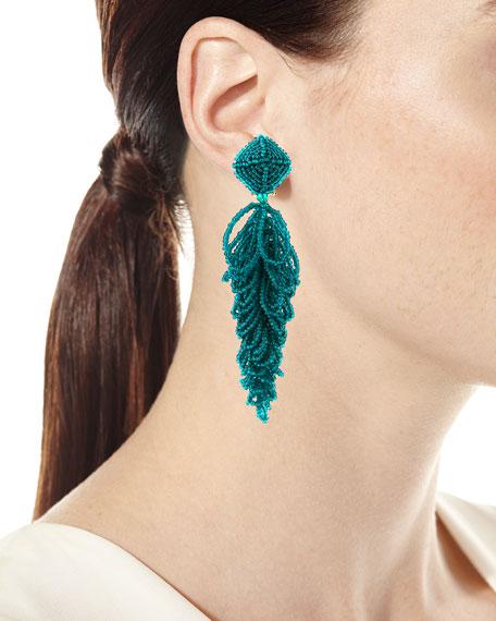 Lulu Seed Bead Earrings