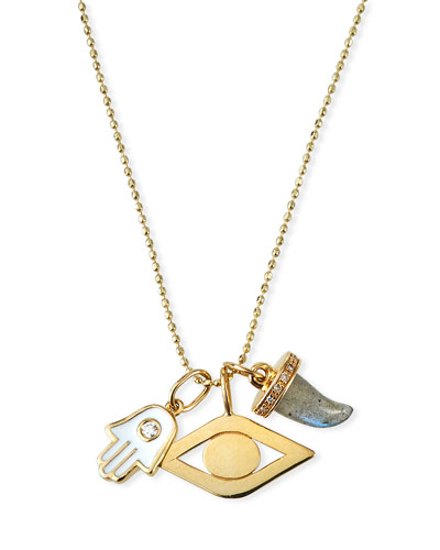 16e445a2a Sydney Evan Jewelry : Bracelets & Necklaces at Bergdorf Goodman