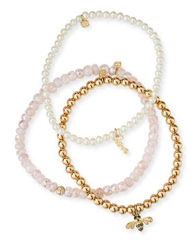 826e6c96be734 Designer Jewelry : Necklaces & Leather Bracelets at Bergdorf Goodman