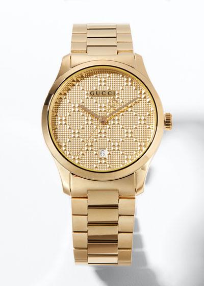 G-Timeless Bracelet Watch  Yellow Golden