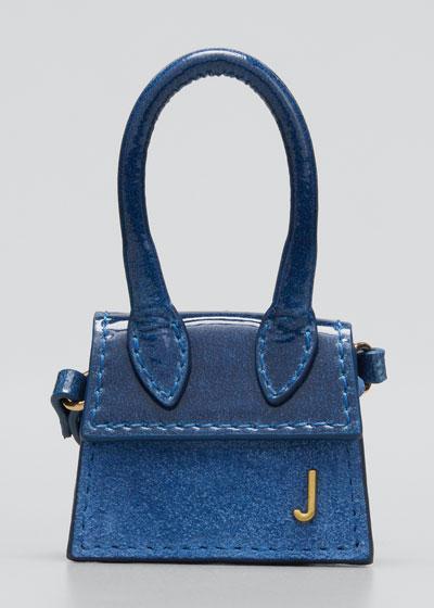 La Petit Mini Ombre Charm Satchel Bag
