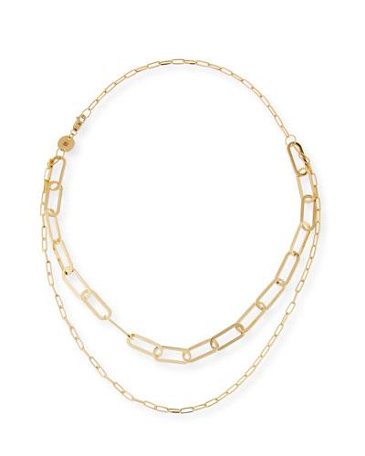 Ema 2-Row Necklace