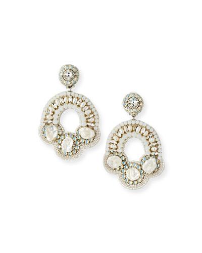 Gianna Clip-On Earrings