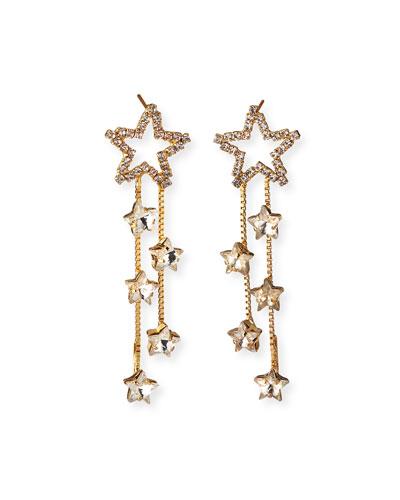Milky Way Dangle Earrings