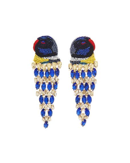 Parrot Lux Earrings