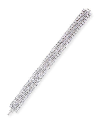 Double Diamante Bracelet