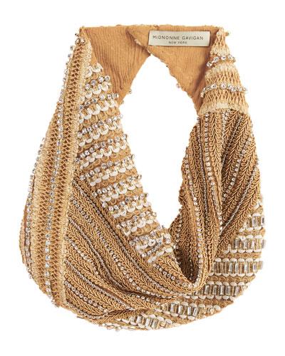 Mesa Scarf Necklace