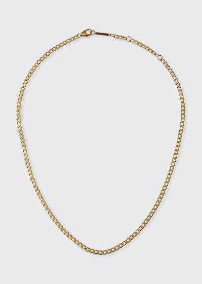 14k Nude Casino Chain Necklace
