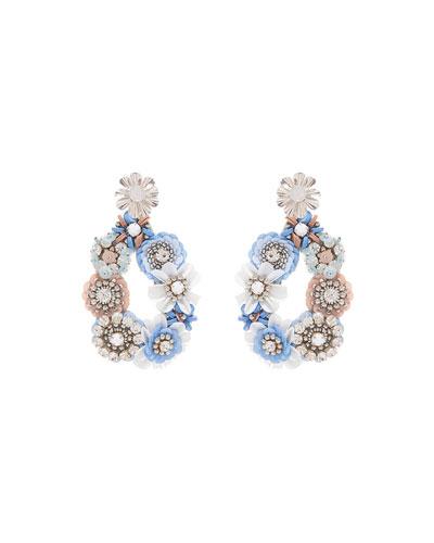 Elyse Open-Drop Earrings