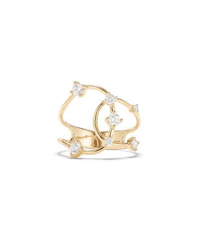Solo Diamond Illuminating Ring