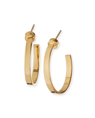 Kiara Hoop Earrings, 1