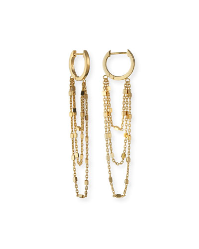 Elia Huggie Earrings