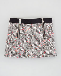 Milly Minis Monica Miniskirt, Multi
