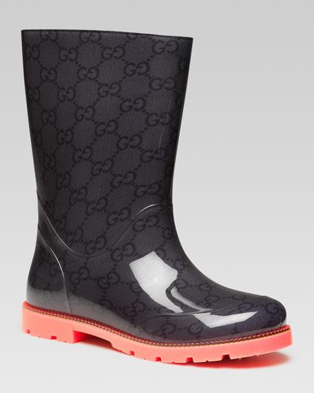 Edimburg GG Rain Boot, Antrac