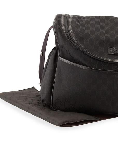 GG Supreme Zip Diaper Bag