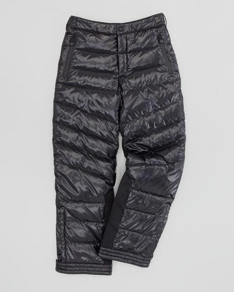 98b71db66c Moncler Quilted Nylon Ski Pants