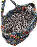 Eliz-A-Baby Pretty Nylon Maddy Diaper Bag, Floral