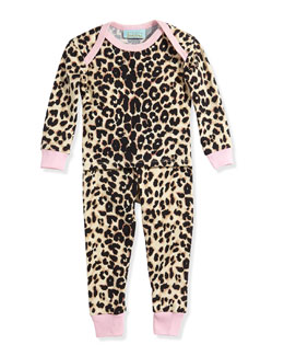 Wild Thing Snug Fit Pajama Set, 3-24 Months